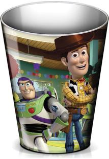 Balde Multi-Uso Gedex Pequeno Verde Toy Story