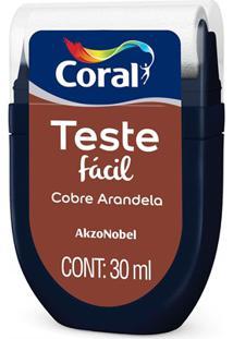 Teste Fácil Cobre Arandela 30Ml