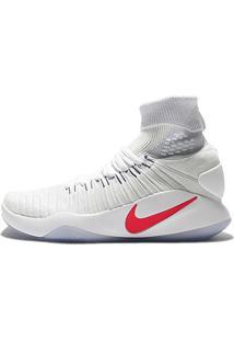Tênis Nike Hyperdunk 2016 Flyknit Usa Home Summer Olympics. (42)