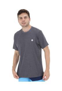 Camiseta Fatal Fashion Basic 20306 - Masculina - Cinza Escuro