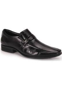 Sapato Social Masculino Jota Pe Regent Air - 45 Ao 47 - Preto