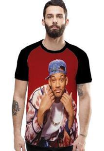 Camiseta Stompy Raglan Modelo 147 Masculina - Masculino