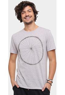 Camiseta Redley Silk Masculina - Masculino
