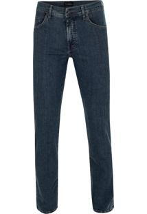 Calça Jeans Índigo Premium Special Dye