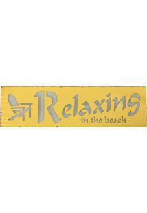 Quadro Decorativo Relax