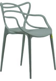 Cadeira Byartdesign Mix Cinza - Cinza - Dafiti