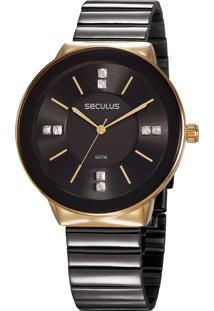 Relógio Seculus Feminino 77045Lpsvhs2