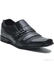 Sapato Social Fakcine Masculino Couro Legitimo - Masculino