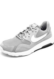 Tênis Nike Sportswear Air Max Nostalgic Cinza/Branco