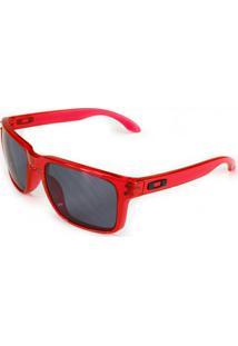 Óculos Oakley Holbrook Crystal Grey - Masculino