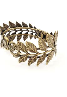 Bracelete Turpin Sapho Ouro Velho