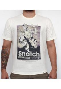 Snatch - Camiseta Clássica Masculina