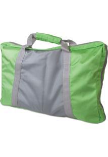 Bolsa Dreamgear Para Consoles E Acessórios Dgun-2545 Verde/Cinza