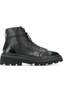 Marsèll Ankle Boot Dentolone - Preto