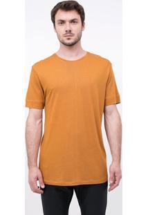 Camiseta Em Linho