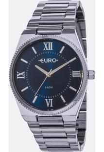 Relógio Feminino Euro Eu2035Yqt/3A Analógico 5Atm