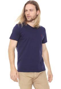 Camiseta Coca-Cola Jeans Reta Azul-Marinho