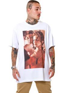 Camiseta (Regular) Korova Movieshots Pretty Woman Branca