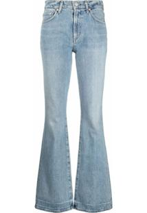 Citizens Of Humanity Calça Jeans Flare - Azul