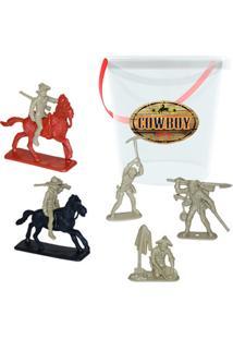Balde Cowboy E Cavalos Gulliver Ref 6592