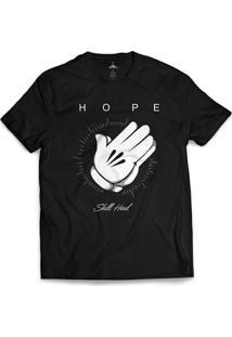 Camiseta Skill Head Hope Preto