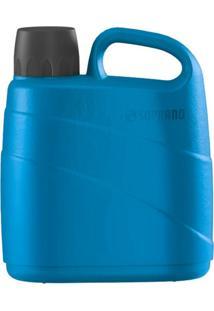 Garrafa Térmica Soprano Oásis 5 Litros Azul
