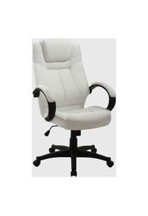 Cadeira Office Córdoba Branca Rivatti