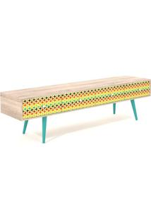 Rack Light Yellow Frentes Impressas Palito 1,50 Mt - 32178 - Sun House