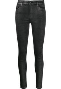 J Brand Calça Jeans Slim - Cinza