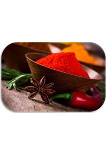 Tapete Wevans Cozinha Vermelho - Vermelho - Dafiti