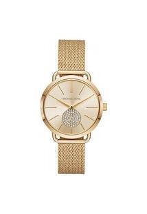 Relógio Michael Kors Mk38441Dn Analógico | Michael Kors | Dourado | U