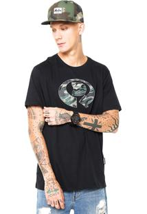 Camiseta Drop Dead Warfare Preta