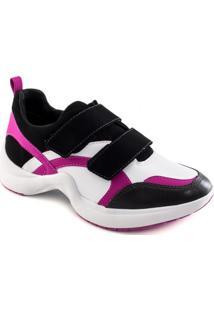 c16e656ab Sapato Show. Calçado Tênis Da Moda Feminino ...