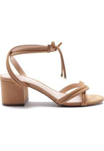 Sandália Block Heel Honey | Schutz