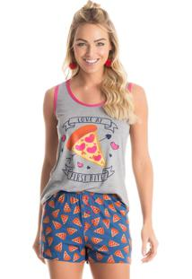Short Doll Pizza Regata