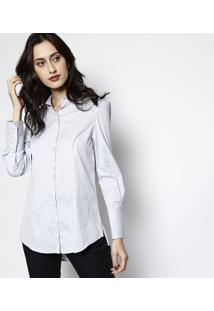 ... Camisa Priscila Alongada 2 - Lilásle Lis Blanc c27ed3466d7c4