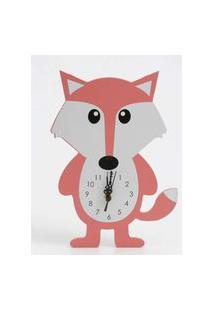 Relógio De Parede Raposa Marisa