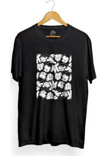 Camiseta Bsc Various Hands - Masculino