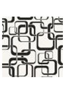 Papel De Parede Adesivo - Quadrados Entrelaçados - 038Ppa
