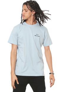Camiseta Oakley Usa Flag Azul