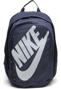Mochila Nike Sportswear Hayward Futura Solid Azul-Marinho