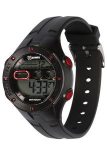 Relógio Digital X Games Xkppd050 - Feminino - Preto