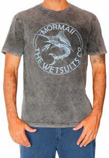 Camiseta Mormaii Wetsuits Dupla Face Masculino - Masculino