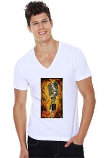 Camiseta Triztam Personalizada Branca 228