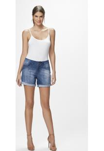 Bermuda Comfort Jeans Estonada Malwee