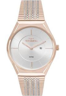 Relógio Feminino Technos Analógico Gl15Ap/4B - Unissex-Rose Gold