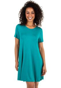 Camisola Curta Homewear Verde | 589.073