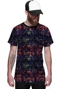 Camiseta Di Nuevo Coqueiros Neo Psy Verão