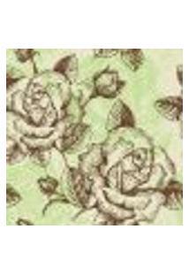 Papel De Parede Autocolante Rolo 0,58 X 5M - Floral 674