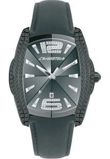633e44bec2b ... Relógio De Pulso Chronotech Prisma Deluxe - Aço - Feminino